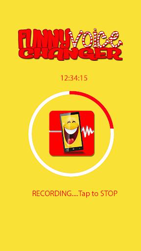 無料音乐Appのおかしいボイスチェンジャー 記事Game