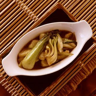 Stir-Fried Baby Bok Choy