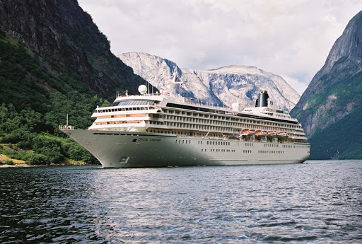Crystal-Symphony-Norway-Fjord - Experience the scenic Norwegian fjords while sailing on Crystal Symphony.