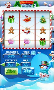 Christmas Slots 2 - screenshot thumbnail