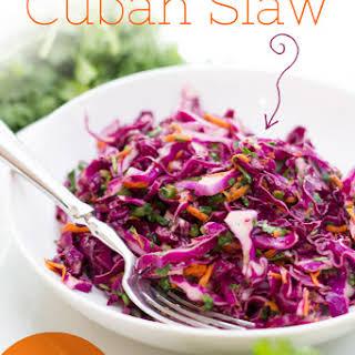 Cuban Slaw.