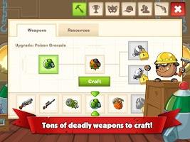 Screenshot of Wormix