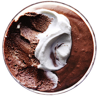 Classic Chocolate Mousse.