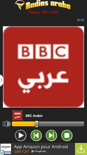 Radios arabe