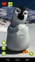 Screenshot of Talking Penguin