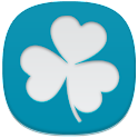 GO Launcher EX Theme Anna logo