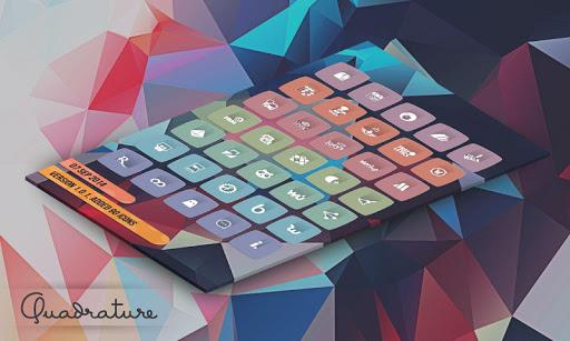 Quadrature Icon Pro