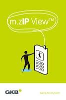 Screenshot of m.ZIP View