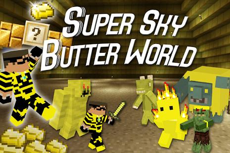玩免費街機APP|下載Super Sky Butter World app不用錢|硬是要APP