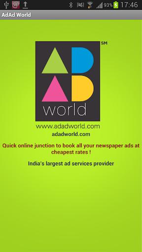 Adad World - Advertising