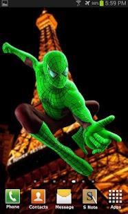 Download Spiderman Magic Live Wallpaper Apk 11comvisusoft