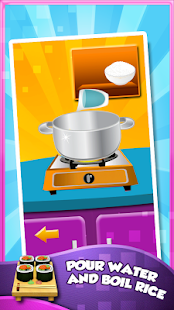 Sushi Maker - screenshot thumbnail