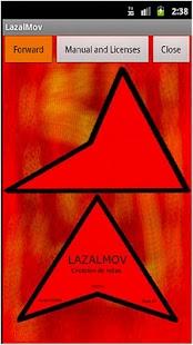 LazalMovFree, Creating Routes- screenshot thumbnail