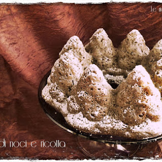 Walnut and Ricotta Cake.