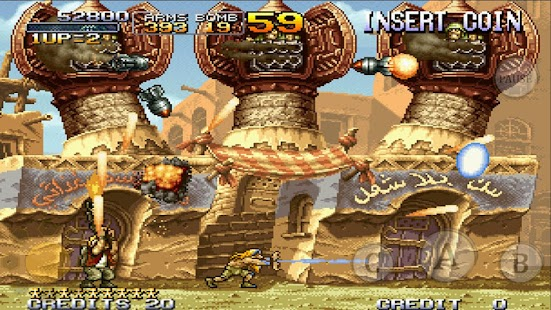 METAL SLUG 2- screenshot thumbnail