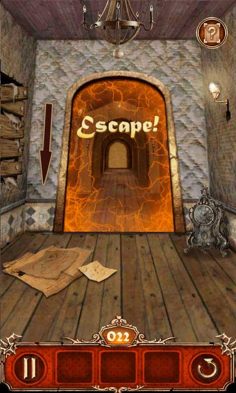Escape Action - screenshot