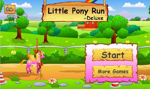 Little Pony Run Deluxe