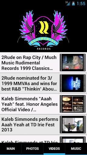 Rudimental Records