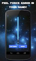 Screenshot of Force Saber of Light