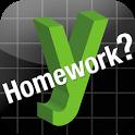 yHomework - Math Solver icon