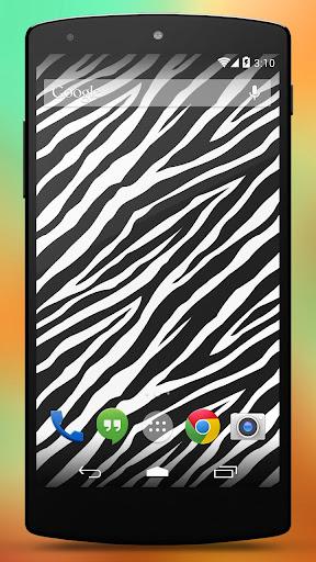 Zebra Pattern Wallpapers