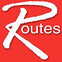Routes Europe 2012 logo