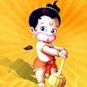 Bal Hanuman Chalisa logo