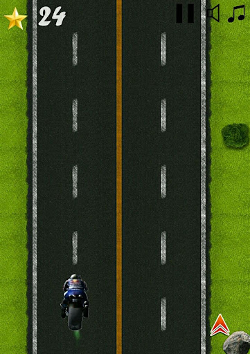 Moto Speed Game
