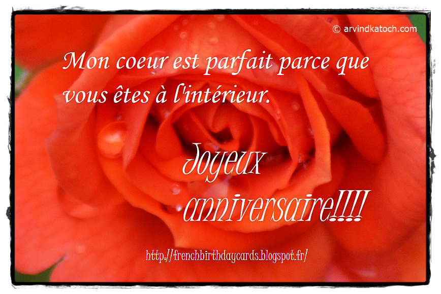 Birthday Cards in French Android Apps on Google Play – Birthday Greeting in French