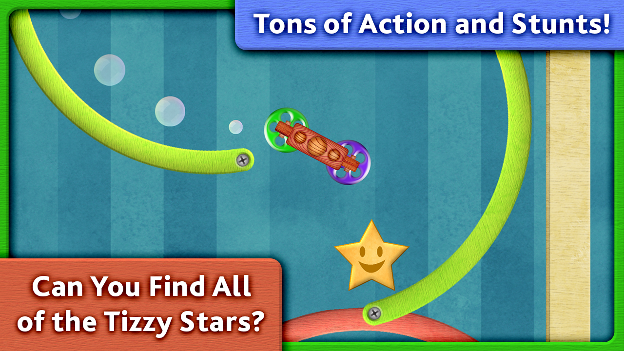 Tizzy ZigZag Cars (Full)- screenshot
