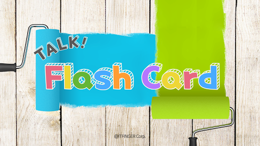 Say Flash Card