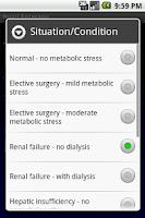 Screenshot of NutriEnterapy