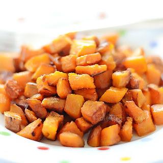 Sweet Potato Hash.