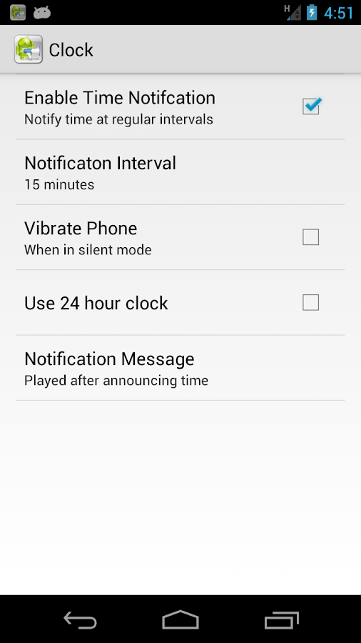 Voice Phone - screenshot