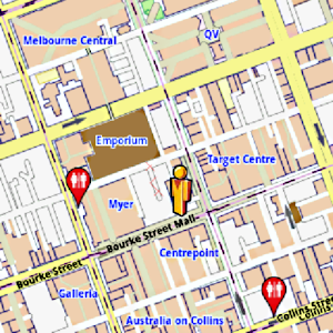 Free download apkhere  Melbourne Amenities Map (free)  for all android versions