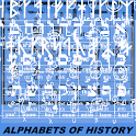 ALPHABETS OF HISTORY icon