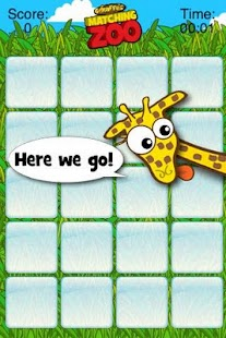 Giraffe's Matching Zoo - screenshot thumbnail