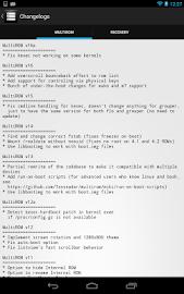 MultiROM Manager Screenshot 10