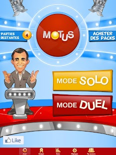 Motus, le jeu officiel France2- screenshot thumbnail