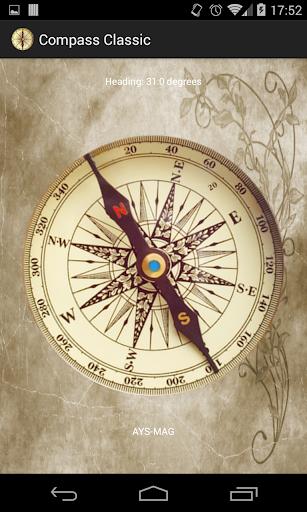指南針經典風格 玩工具App免費 玩APPs