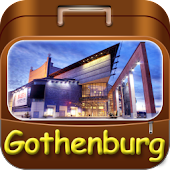 Gothenburg Offline Map Guide