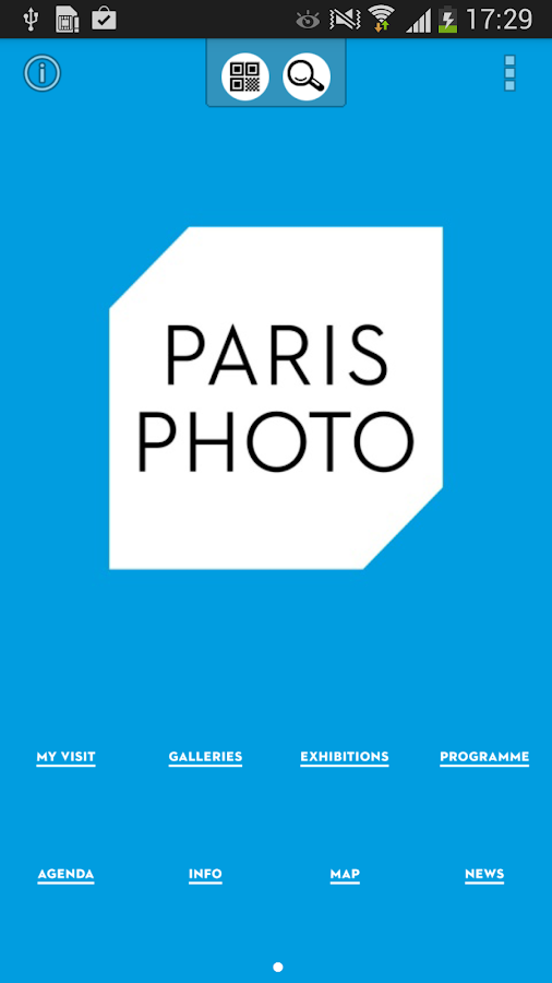 Paris Photo - screenshot