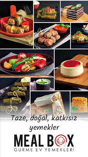 Meal Box Gurme Ev Yemekleri