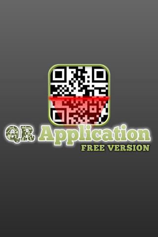 QR Application Free- screenshot