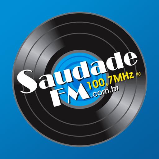 Saudade FM - Santos - 100,7 LOGO-APP點子