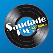 Saudade FM - Santos - 100,7