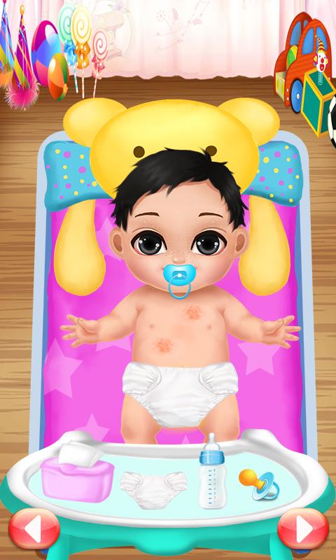 Newborn Baby Mommy Games