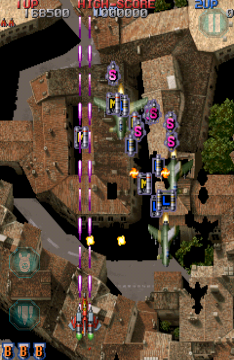 Raiden Legacy screenshot #13