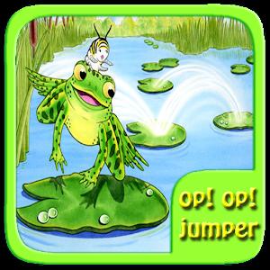 OpOp 跳线 動作 App LOGO-硬是要APP