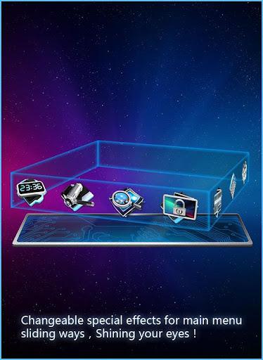 玩個人化App|Comet 3D桌面Prime免費|APP試玩
